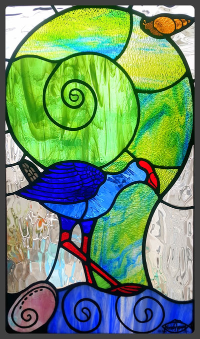 Mandy Wood Stained Glass Artist